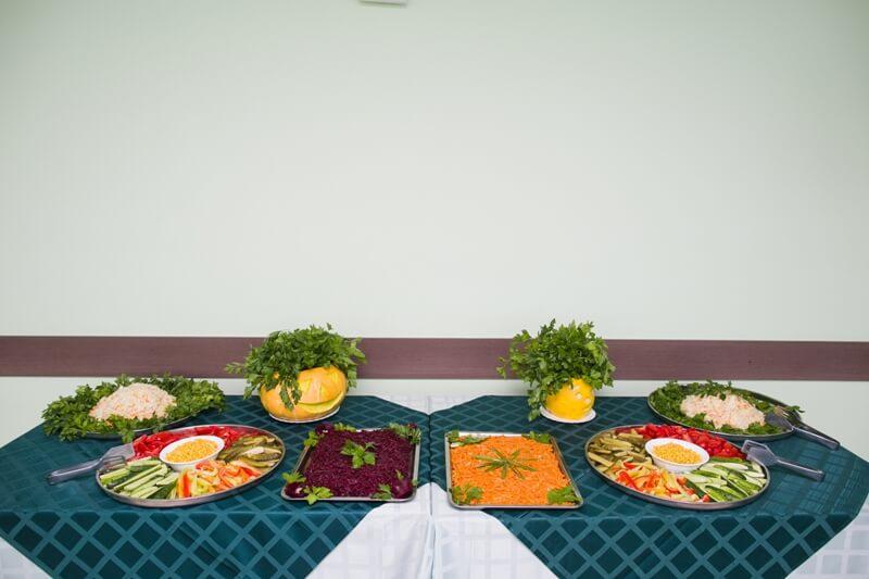 Малосольная кухня